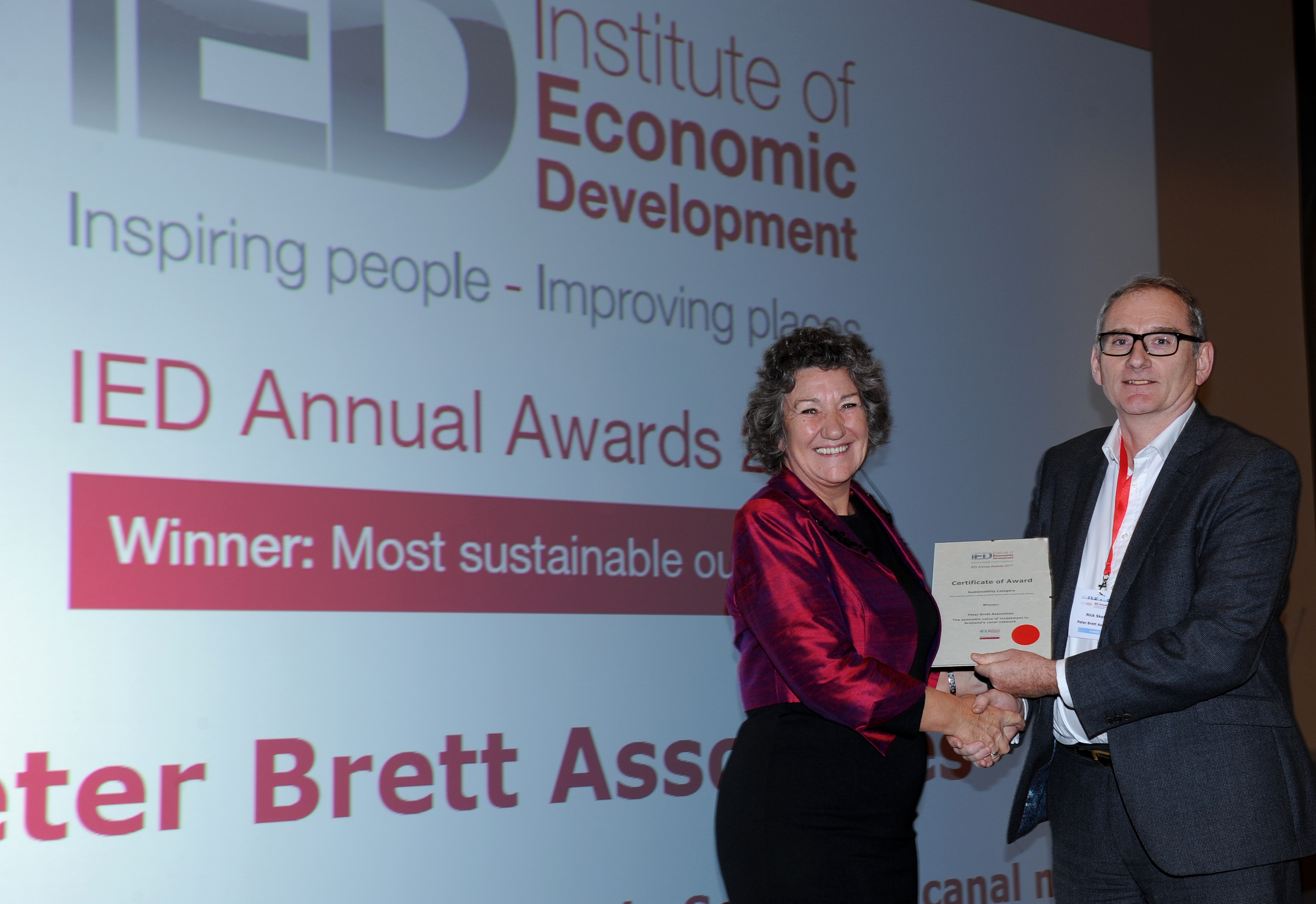 ied annual awards 2018 full details announced ied institute of