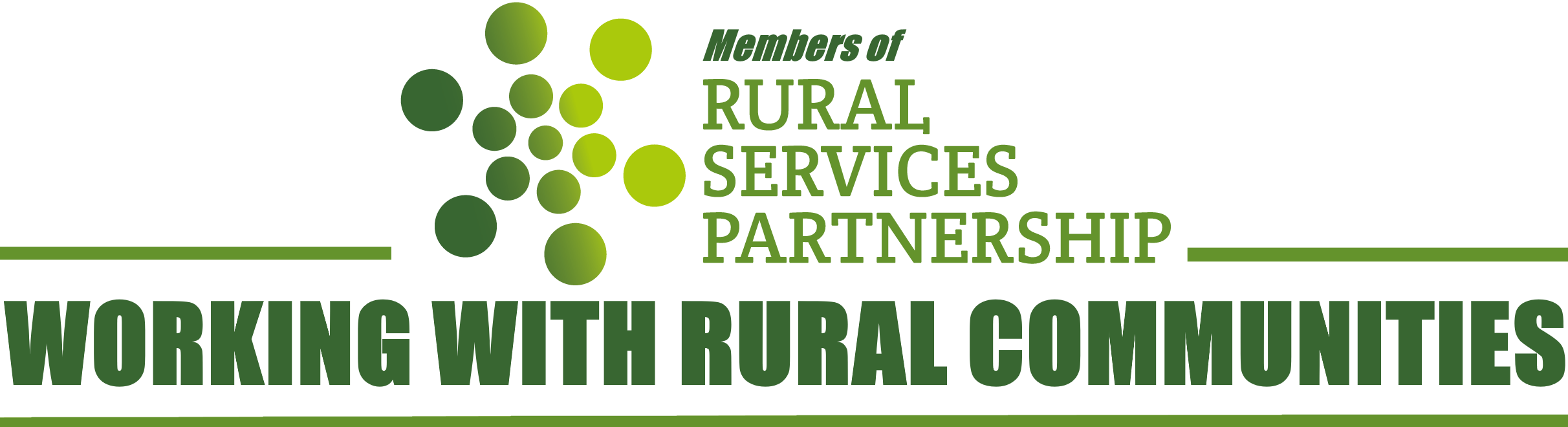 The Rural Services Partnership (RSP) Logo